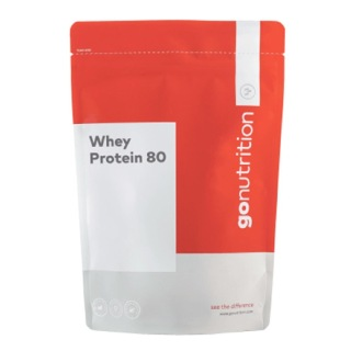 GoNutrition Whey Protein 80,  1.1 lb  Vanila Ice Cream