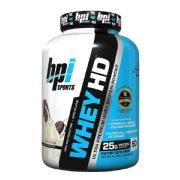 BPI Sports Whey-HD Ultra Premium,  4.1 lb  Milk & Cookies