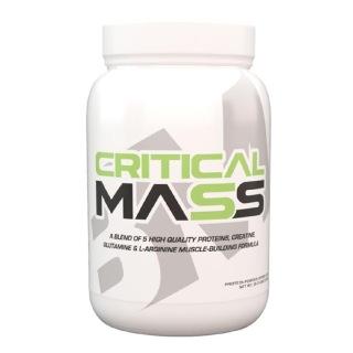 1 - Big Muscles Critical Mass,  2.2 lb  Cookies & Cream