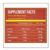 supplement - Healthfit Raw Whey Protein Concentrate 80%,  1 lb  Unflavoured