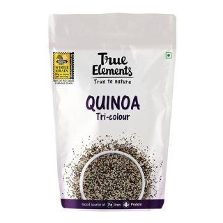3 - True Elements Quinoa Tri Colour,  0.5 kg  Unflavoured