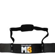 MuscleBlaze Gym Arm Blaster, Regular Black