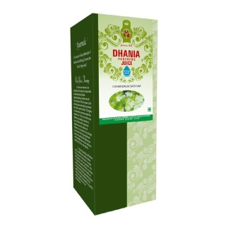 1 - Jeevan Ras Dhania Panchang Juice,  Unflavoured  0.5 L