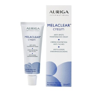2 - Auriga Melaclear Cream,  30 ml  for All Types of Skin