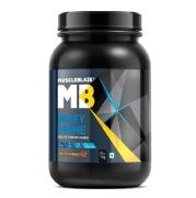 MuscleBlaze Whey Prime (80%) Protein, 2.2 lb Cafe Mocha