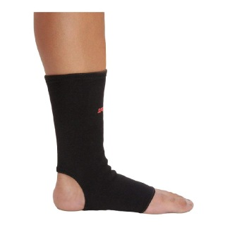 1 - SportSoul Premium Compression Ankle Support,  Black  Medium