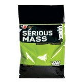 ON (Optimum Nutrition) Serious Mass,  Strawberry  12 Lb