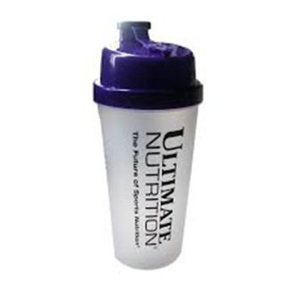 Ultimate Nutrition Shaker 6,  Black and White  600 ml
