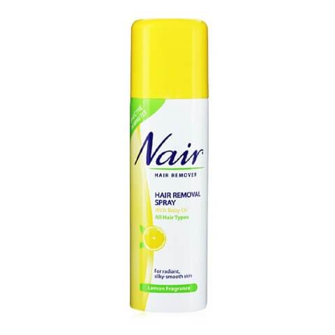Nair Hair Removal Spray 200 Ml Rose Online In India Healthkart Com