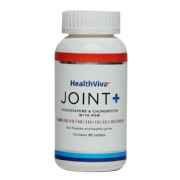 HealthViva Joint+ (Glucosamine & Chondroitin With MSM),  90 Tablet(s)