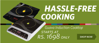 Guava Induction Cooktop
