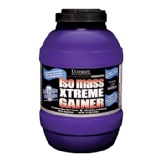 Ultimate Nutrition Iso Mass Xtreme Gainer,  Vanilla  10.11 lb