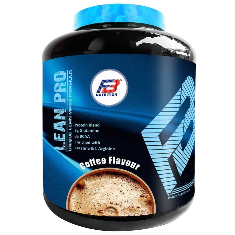 1 - FB Nutrition Lean Pro,  6.6 lb  Coffee