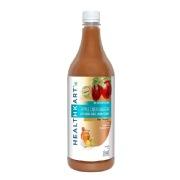HealthKart Apple Cider Vinegar with Mother, 1 L Ginger, Garlic, Lemon & Honey
