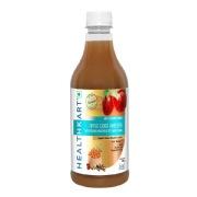 HealthKart Apple Cider Vinegar with Mother, 0.5 L Arjuna, Mulethi & Sea Buckthorn