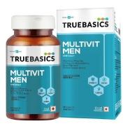 TrueBasics Multivit Men for Stamina & Energy,  90 tablet(s)  Unflavoured