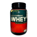 ON (Optimum Nutrition) Gold Standard 100% Whey Protein,  French Vanilla Cream  2 Lb