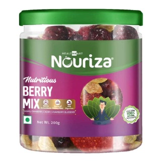 Nouriza Berry Mix,  200 g  Unflavoured