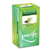 TE-A-ME Green Tea,  25 Piece(s)/pack  Unflavored