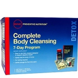 GNC Complete Body Cleanser Vitapack,  7 Piece(s)/Pack