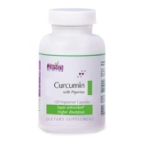 Zenith Nutrition Curcumin-Piperine,  120 Capsules