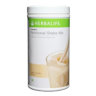Herbalife Formula 1 Nutritional Shake Mix,  0.5 kg  French Vanilla