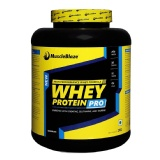 MuscleBlaze Whey Protein Pro,  4.4 lb  Chocolate