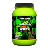 Domin8r Nutrition Diet Whey,  2 lb  Chocolate