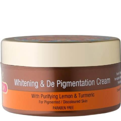 Inveda Whitening & Depigmentation Cream,  50 ml  with Purifying Lemon & Turmeric
