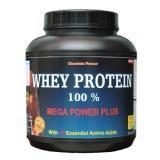 Dplus Whey Protein 100% Powder,  Chocolate  2.2 Lb