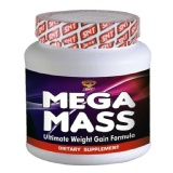 SNT Mega Mass,  Chocolate  5.5 Lb