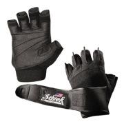 Schiek Womens Gel Lifting Gloves,  Black  Medium