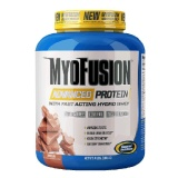 Gaspari Nutrition Myofusion Advanced Protein,  4 Lb  Vanilla