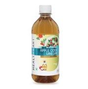 HealthKart Filtered Apple Cider Vinegar OP, 0.5 L Natural